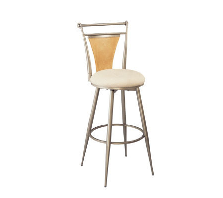 Hillsdale Furniture London Swivel Bar Stool
