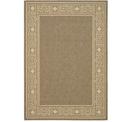 "Safavieh Courtyard Greek Revival 2'7"" x 5' Rug"