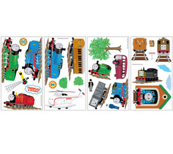 RoomMates Thomas & Friends Peel & Stick Wall Decals - H186138