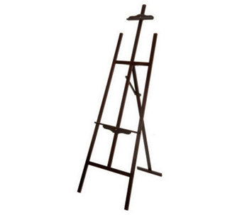 "Linda Dano Adjustable 64"" Decorative Bamboo Easel - H200038"
