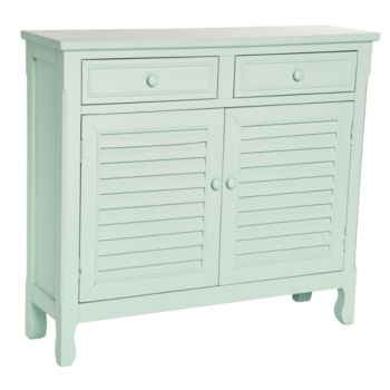 Two Door Cupboard with Shutters by Valerie