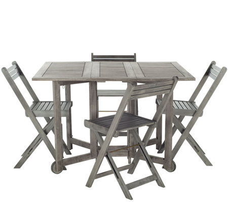 Safavieh Arvin Table and Chair Set