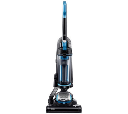 Black & Decker AirSwivel Upright Vacuum Cleaner- Lite