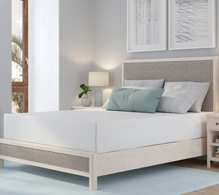 "PedicSolutions 12"" Full Memory Foam Mattress"
