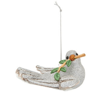 Joan Rivers Dove of Peace Ornament - H208939