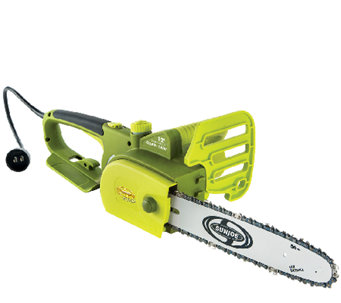 "Sun Joe Saw Joe 12"" 9-Amp Electric Chainsaw - H286939"