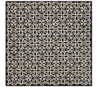 Safavieh Four Seasons 6' x 6' Square Rug Indoor/Outdoor - H366439