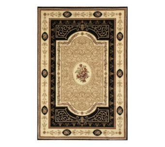 "Rugs America New Vision Aubusson 7'10"" x 10'10""Rug - H130240"