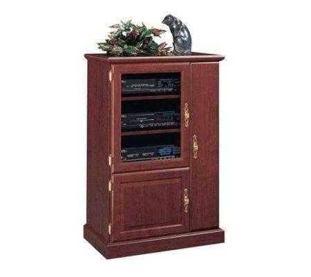 Sauder Heritage Hill Collection Audio Cabinet — QVC.com