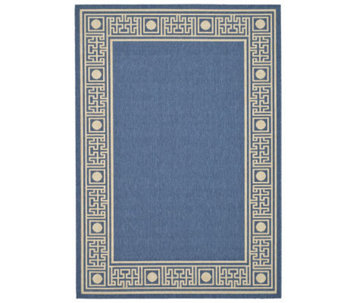 "Safavieh Courtyard Greek Revival 2'4"" x 6'7"" Rug - H178940"