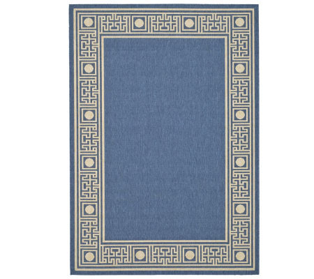 "Safavieh Courtyard Greek Revival 2'4"" x 6'7"" Rug"