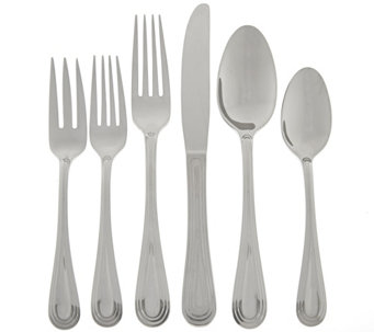 Argent by Hampton Forge 18/10 SS 75-pc Service for 12 Flatware Set - H208340