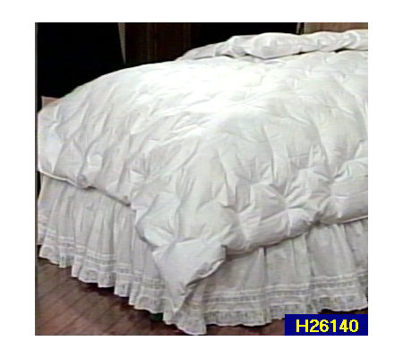 down northern fill tsv nights panel cotton blanket comforter power topic hypoallergenic qvc