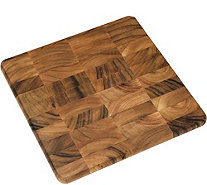 "Lipper Square 14"" Chopping Block - H292440"