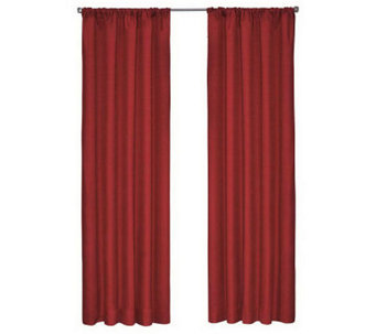 "Eclipse 42"" x 63"" Kids Kendall Blackout WindowCurtain Panel - H367540"