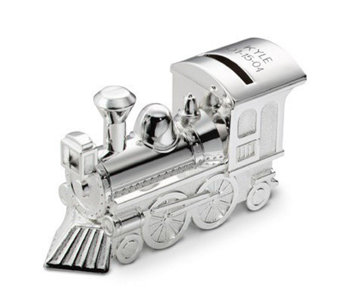 Things Remembered Personalized Train Bank - H117441