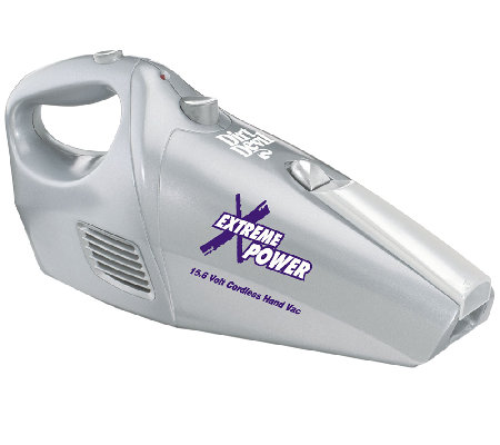 Dirt Devil M0914 Extreme Power Handheld Vacuum