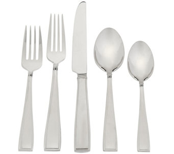 Reed & Barton 18/10 SS 80-piece Service for 12 Flatware Set - H207641