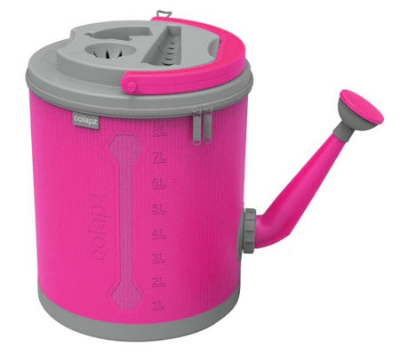 ColourWave Premium 2.4-Gallon Collapsible Watering Can