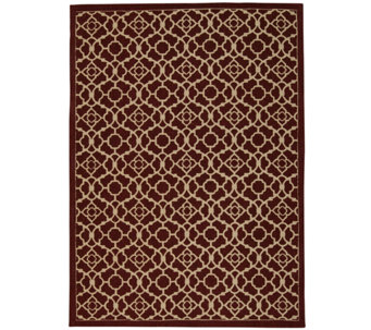 Waverly Color Motion 5' x 7' Rug by Nourison - H286341