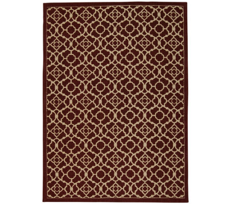 Waverly Color Motion 5' x 7' Rug by Nourison