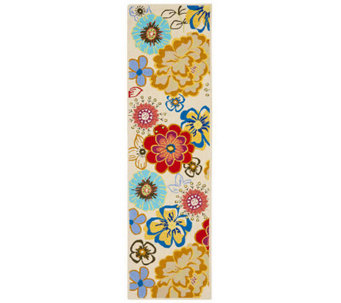"Safavieh Four Seasons 2'3"" x 6' Runner Indoor/Outdoor - H366441"