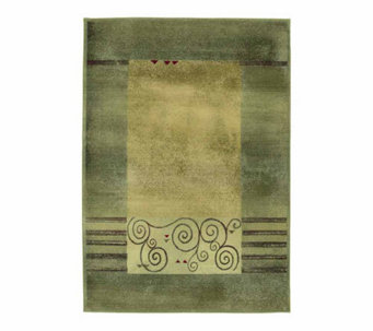 Sphinx Scrolls 4' x 6' Rug by Oriental Weavers - H127042