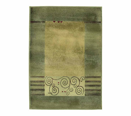 Sphinx Scrolls 4' x 6' Rug by Oriental Weavers