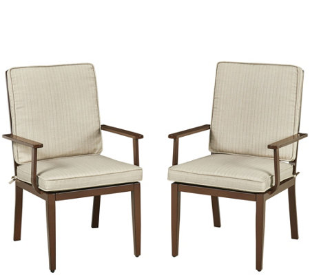 Key West Set of 2 Arm Chairs