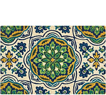 Waverly Greetings Tapestry 2' x 3' Accent Rug by Nourison - H294942