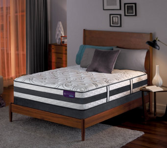 Serta iComfort Hybrid Applause II Twin Plush Mattress Set - H209243