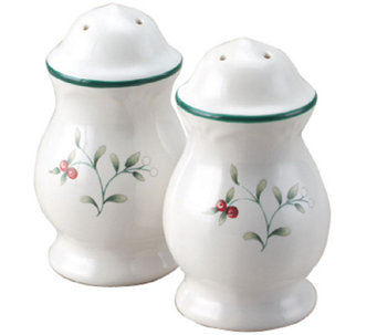 Pfaltzgraff Winterberry Salt and Pepper Set - H287143