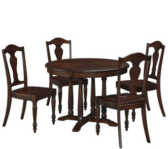 Home Styles Country Comfort 5-Piece Dining Set - H288643