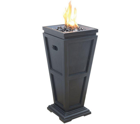 Blue Rhino Medium Propane Gas Fire Pit