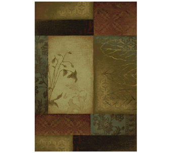 "Sphinx Collage 1'10"" x 3'3"" Rug by Oriental Weavers - H355344"