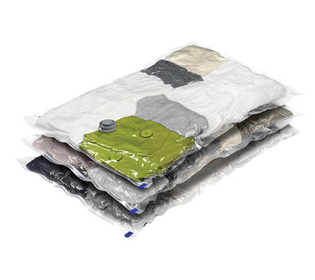 Honey-Can-Do Set of 3 Large Vacuum Packs