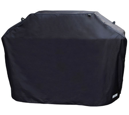 "Sure Fit 55"" Premium Small Grill Cover - Black"