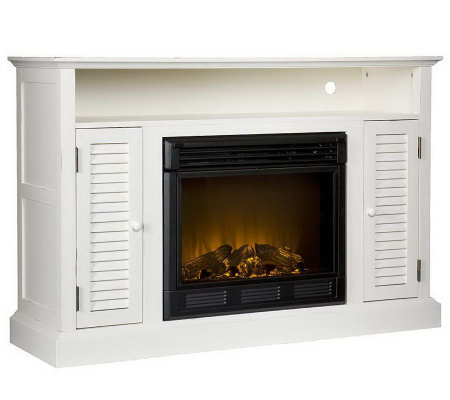Scarlett Media Electric Fireplace