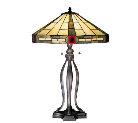 Tiffany-Style Wilkenson Table Lamp
