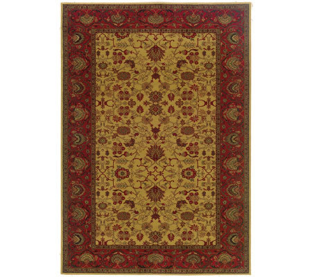 "Couristan 7'10"" x 11'2"" Everest ""Tabriz"" Rug"