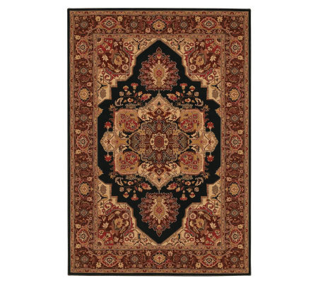 "Couristan Everest Antiqued Sarouk 5'3"" x 7'6"" Rug"