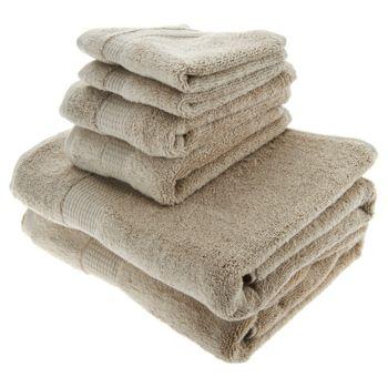 Northern Nights 100% Micro Cotton 6-piece Towel Set