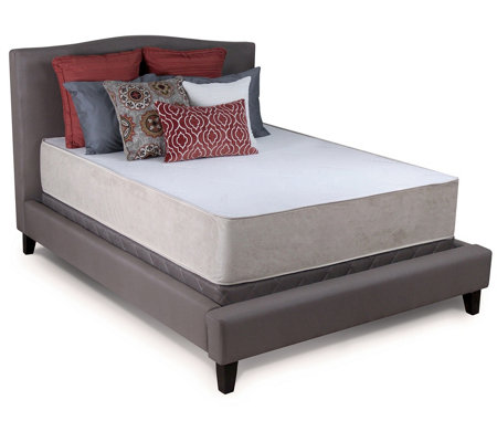 "PedicSolutions 12"" Ultra Deluxe MF Coolmax Queen Mattress"