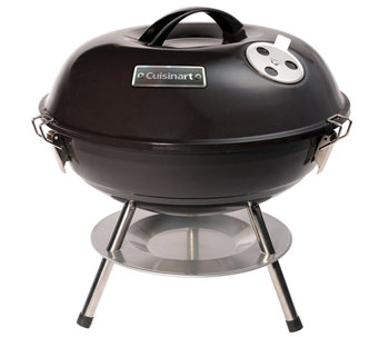 "Cuisinart 14"" Portable Charcoal Grill - H283345"