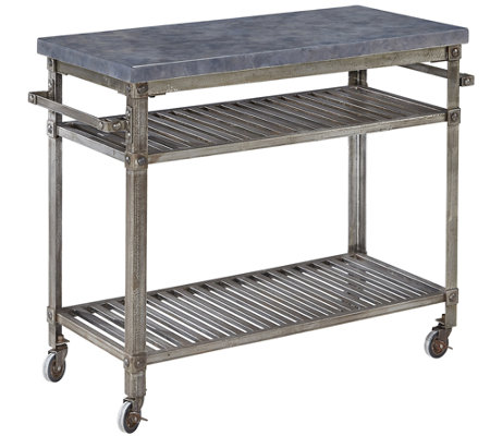 Home Styles Urban Style Kitchen Cart