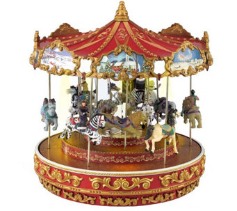 Mr. Christmas Triple Decker Carousel - H289345