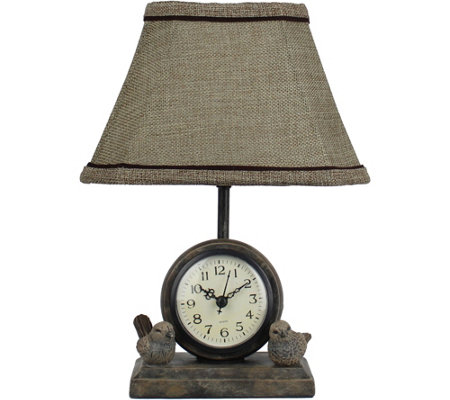 "12"" Spring Forward Accent Lamp by Valerie"