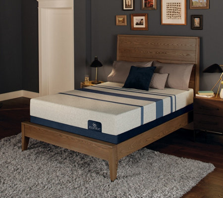 Serta iComfort Blue 100 Gentle Firm Queen Mattress Set