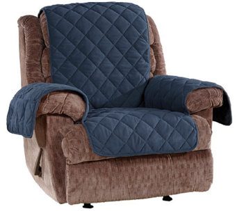 Sure Fit Microfleece Recliner Furniture Cover - H204346