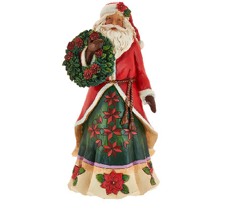 "Jim Shore Heartwood Creek 11"" ""Flowering Festivity"" Figurine"